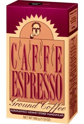Kurukahveci Mehmet Efendi Espresso 500 Gram