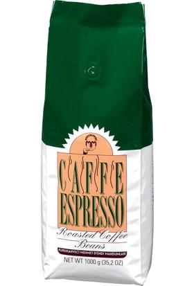 Kurukahveci Mehmet Efendi Espresso Çekirdek 1000 Gram