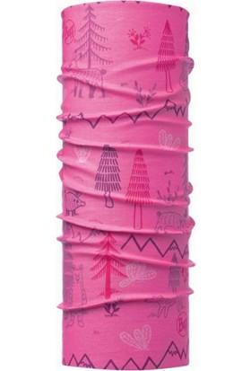 Buff Woods Pink Bebek Bandana
