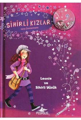 Sihirli Kızlar 1: Leonıe Ve Sihirli Yüzük ( Ciltli)(Bileklik Ve Charm Hediyeli)
