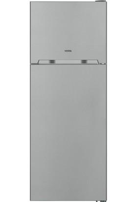 Vestel NF520 X A++ 520 lt No-Frost Buzdolabı