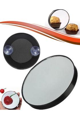 Peak Bays Çukur Ayna Makyaj Aynası 10x Büyüteçli
