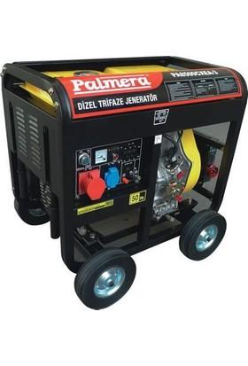 Palmera Pa8500Cxea-3 Dizel Jeneratör 7 Kva Akü Hediyelidir