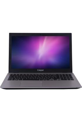 """Casper F600.7200-4C05X-G Intel Core i5 7200U 4GB 128GB SSD Freedos 15.6"""" Taşınabilir Bilgisayar"""