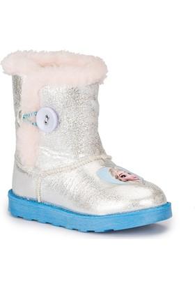 Frozen Esy Gümüş Kız Çocuk Ugg Bot