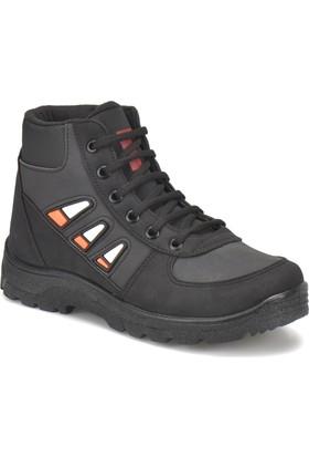 I Cool Ic111 Siyah Erkek Çocuk Outdoor Ayakkabı
