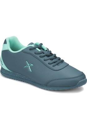 Kinetix Lesly Petrol Su Yeşili Kadın Sneaker Ayakkabı