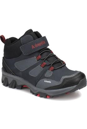 Kinetix Ogma Lacivert Kırmızı Erkek Çocuk Outdoor Ayakkabı