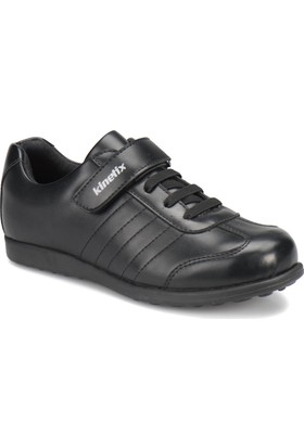Kinetix Regan Siyah Erkek Çocuk Ayakkabı