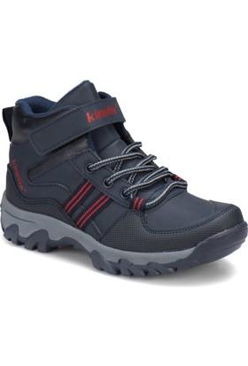 Kinetix Trena Lacivert Kırmızı Erkek Çocuk Outdoor Ayakkabı
