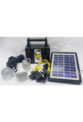 Dat At-118 Güneş Enerjili Solar Aydınlatma Sistemi