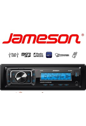 Jameson Js-8300 Fm Usb Sd Mp3 Çalar Oto Teyp