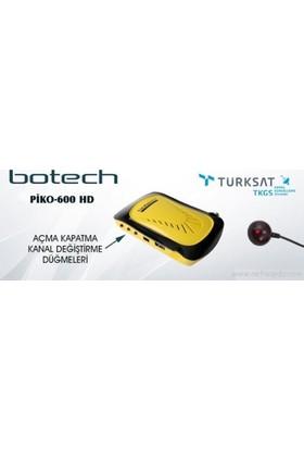 Botech Piko-600 Full Hd Mini Uydu Alıcısı