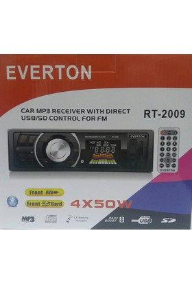 Everton Rt-2009 Bluetooth Usb, Sd, Fm , Aux Oto Teyp