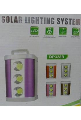 Dplıght Dp328B Güneş Enerjili Solar Aydınlatma Sistemleri