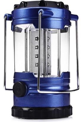 Hunga Kamp Lambası El Feneri Ayarlanabilir 24 Ledli