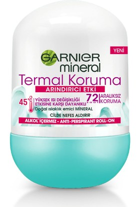 Garnier Mineral Termal Koruma Roll-On Deodorant