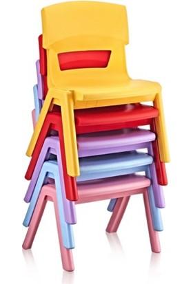 Plastart Çocuk Sandalyesi Jumbo