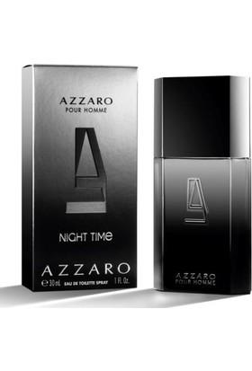 Azzaro Night Time Erkek EDT 30 ml