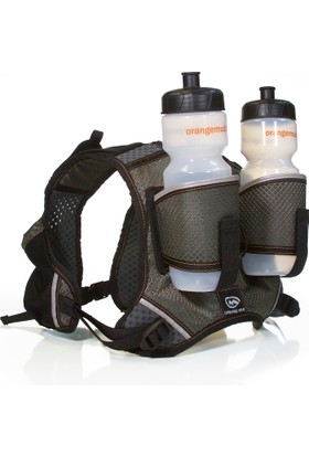 Orange Mud Hydra Quiver Vest Pack 2 Hidrasyon Çantası | Çift Mataralı Gri