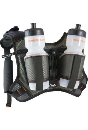 Orange Mud Hydra Quiver Double Barrel Hidrasyon Çantası | Çift Mataralı Gri