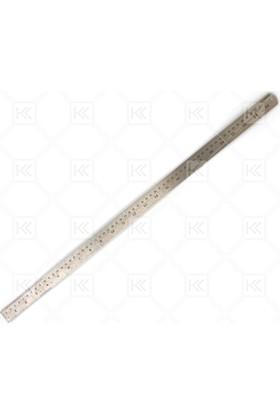 Groz Çelik Cetvel (mm/inch)