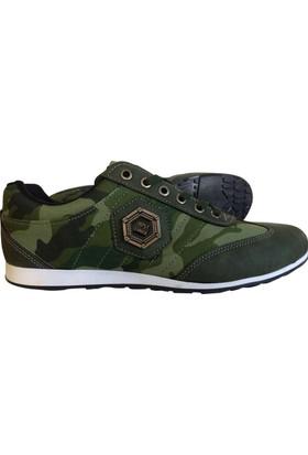 Spector Askeri Kamuflaj Safari Erkek Ayakkabı