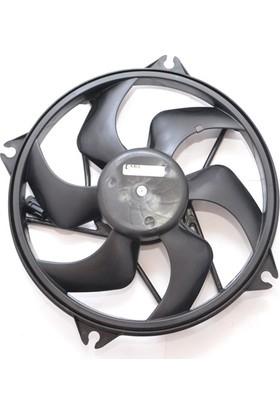 KALE PEUGEOT 307 Fan Motoru 2001 - 2008 (1253C0)