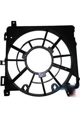 Cey OPEL ASTRA Fan Motoru Çerçevesi 2004 - 2011 [ORJINAL]