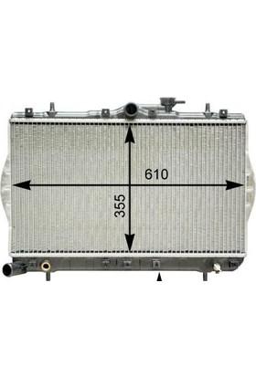 VEKA HYUNDAI ACCENT Motor Radyatörü 1994 - 2000