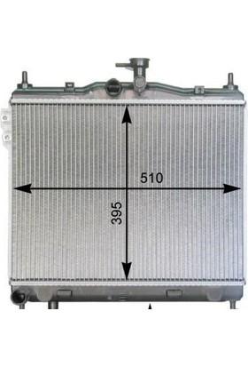 KALE HYUNDAI GETZ Motor Radyatörü 2002 - 2011 (253101C100)