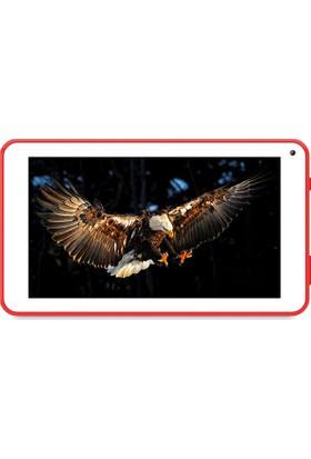 "Everest Everpad SC-985 8GB 7"" IPS Tablet - Kırmızı"