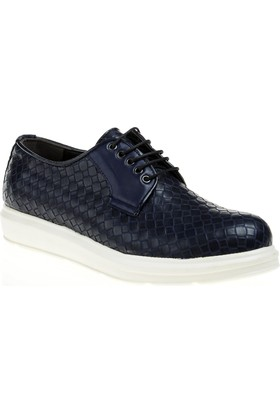 Derigo Klasik Erkek Ayakkabı Lacivert 50570