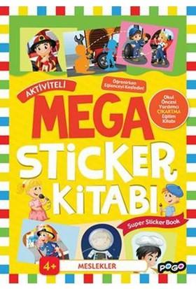 Mega Sticker Meslekler