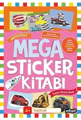 Mega Sticker Taşıtlar