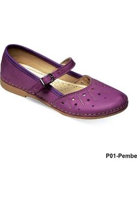 Puledro Kids Kız Çocuk Ayakkabı 15Y-TRNTKAR30