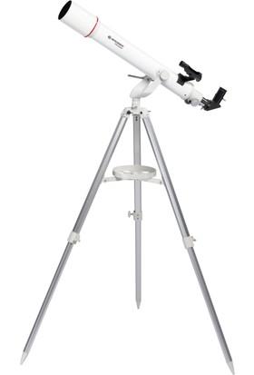Bresser 70/700 mm Manuel Alt/Azimuth Kundaklı Mercekli Teleskop