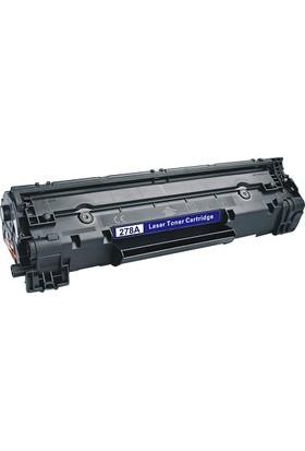 Yüzdeyüz Toner HP LaserJet Pro 1566 Toner Muadil CE278A HP 78A
