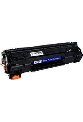Yüzdeyüz Toner HP LaserJet P1505 Toner Muadil CB436A HP 36A