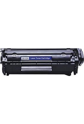 Yüzdeyüz Toner HP LaserJet 1015 Toner Muadil Q2612A