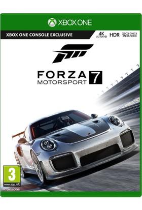 Forza 7 Motorsport XBOX ONE