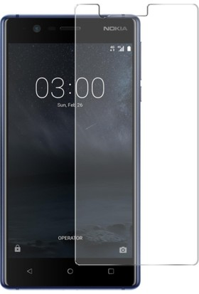Sunix Emirtech Nokia 3 Fit Nano Glass Ekran Koruyucu