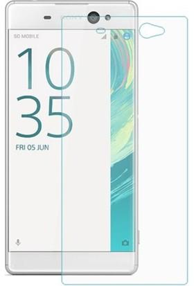 Sunix Emirtech Sony Xperia XA Ultra Fit Nano Glass Cam Ekran Koruyucu