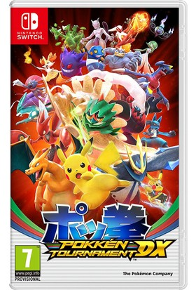 Pokken Tournament DX Nintendo Switch Oyunu