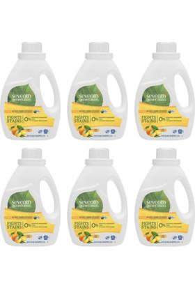 Seventh Generation Konsantre Doğal Sıvı Çamaşır Deterjanı Ferah Limon Esintisi 1478.7 ml - 6'lı