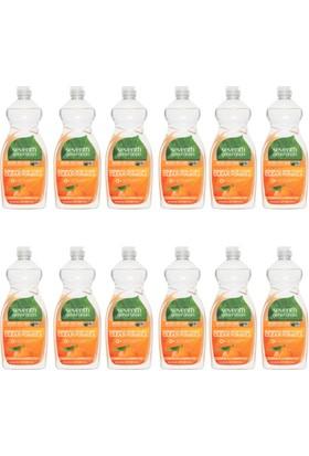 Seventh Generation Doğal Sıvı Bulaşık Deterjanı Limon Otu & Mandalina Kabuğu