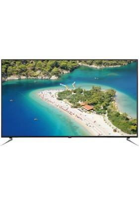 """Vestel 65FA7550 65"""" 165 Ekran Dahili Uydu Alıcılı Smart Led Tv (Montaj Ücretli)"""