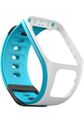 Tomtom Watch Strap Whıte - L Blue (S)