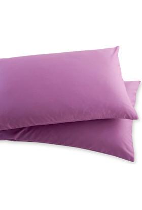 Cottonsheets 2 li Yastık Kılıfı Lila