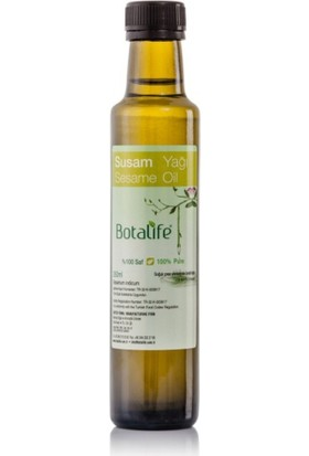 Botalife Susam Yağı 250 ml